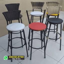 Cadeira Entregamos Sábado e Domingo