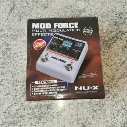 Título do anúncio: Pedal MOD FORC NUX