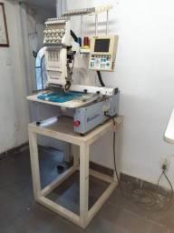 Máquina de Bordar Barundan 1 cabeca