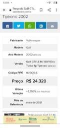 Golf GTI Turbo Tiptronic (Oportunidade)