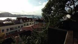 Casa à venda com 4 dormitórios em Urca, Rio de janeiro cod:882399