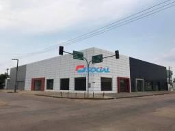 Excelente prédio comercial com ampla estrutura em localização privilegiada, Av Pinheiro Ma