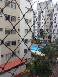 Apartamento com 3 dormitórios para alugar, 62 m² por R$ 1.100/mês - Colina de Laranjeiras