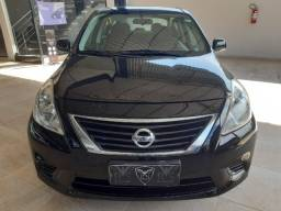 Título do anúncio: Nissan Versa SV 1.6 manual 13/14 lindíssimo!!!