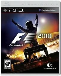 Game F1 2010 Ps3 - Mídia Física - Original comprar usado  São Paulo