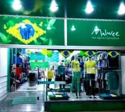 Vendo loja fidelizada Malwee no centro de Francisco Beltrão
