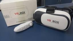 Óculos VR realidade virtual
