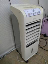 Ventilador e climatizador