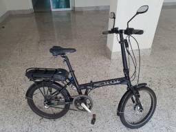 Bicicleta elétrica dobrável Sense Easy