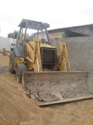 Retrô escavadeira 580 case 80 mil