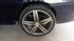 Rodas e pneu