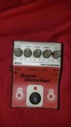 Pedal brutal distortion
