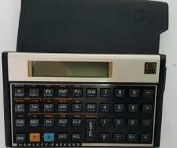 Calculadora HP 12 C, semi Nova pouco uso! R$ 120,00