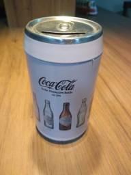 Cofre lata de coca cola