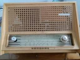 Vitrola e Rádio Philips