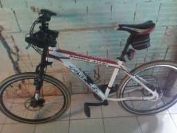 Bicicleta Fischer alloy,aluminium