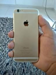 Vendo iphone 6 em perfeito estado desbloqueado pra todas operadora