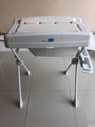 Banheira de pé infantil
