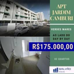 Apartamento 02 quartos em Jardim Camburi ? Residencial Verdes Mares