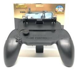 Controle Com Gatilhos Gamepad Joystick W11+ Jogo Tiro Free Fire Celular Novo na Caixa