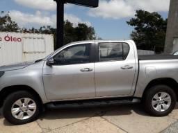 Toyota hilux SRV 16/17 R$ 126.000,00 FONE - 2016