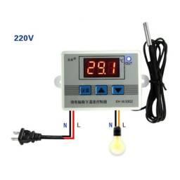 Controlador Temperatura Termostato Digital Chocadeira Estufa