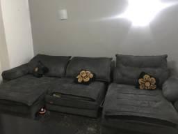 Sofa retratil barato