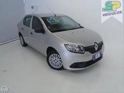 Renault Logan 1.0 Authentique 16v - 2014