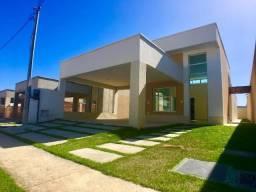 Título do anúncio: Casa em Cond no Eusébio - 150m² - 3 Suítes - 3 Vagas (CA0750)