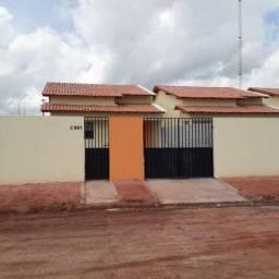 135 mil Casa pronta pra financiar pela caixa ,bairro novo estrela,casa 2/4 zap *