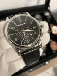 53f69dea8df Relógio Montblanc. Até 10x sem juros