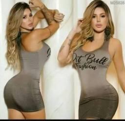 Vestido Pitt Bull jeans original