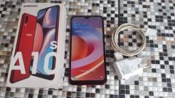 Samsung A10 novo na caixa
