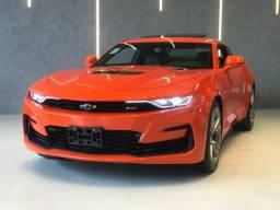 Chevrolet Camaro Ss Coupé 6.2. C/ Teto Solar 0 Km Azul 2020