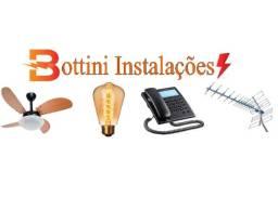 Técnico Eletricista, Telefônico e Ventiladores de teto