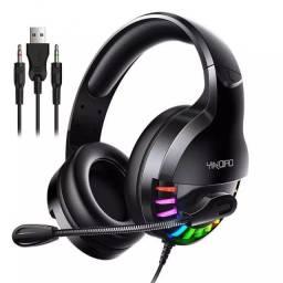 Headset Gamer  Novo