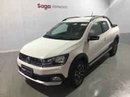 Saveiro cross 1.6 total flex 16v cd - 2017