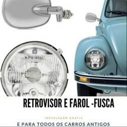 Título do anúncio: Tudo de FUSCA A COROLLA,  de D10 A HILUX