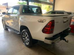 Toyota Hilux SRX Diesel