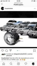 Milha de reposição da Fiat