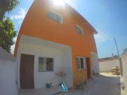 AA - Casa 3 dormitórios independente com quintal e garagem coberta por 185 mil