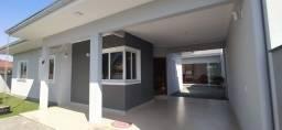Casa perto do mar do Grant em Barra Velha 3 quartos edícula rua calçada e fino acabamento