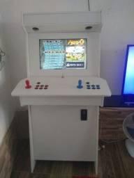 Fliperama 1600 Jogos, Ex-Machine 2020, Muito Barato