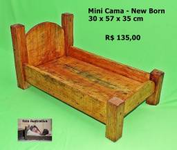 Mini Cama - New Born