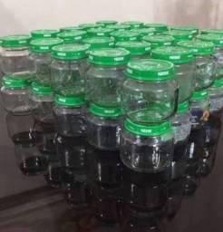 Vidrinhos lote com 50 unidades para artesanato e decoração