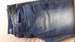 Calça jeans masculino 52