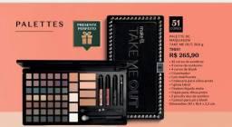 Make B. Palette de maquiagem Take Me Out - O Boticário - Camaçari