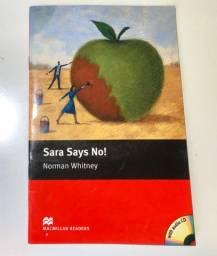 Livro Sara Says No!