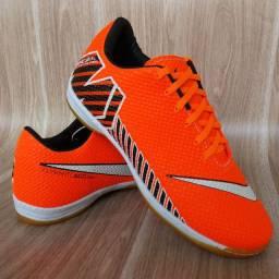 Tênis Nike Futsal Orange
