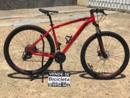 Vende-se Bicicleta Oggi Hackersport Aro 29 Tamanho 19 com nota fiscal NOVA